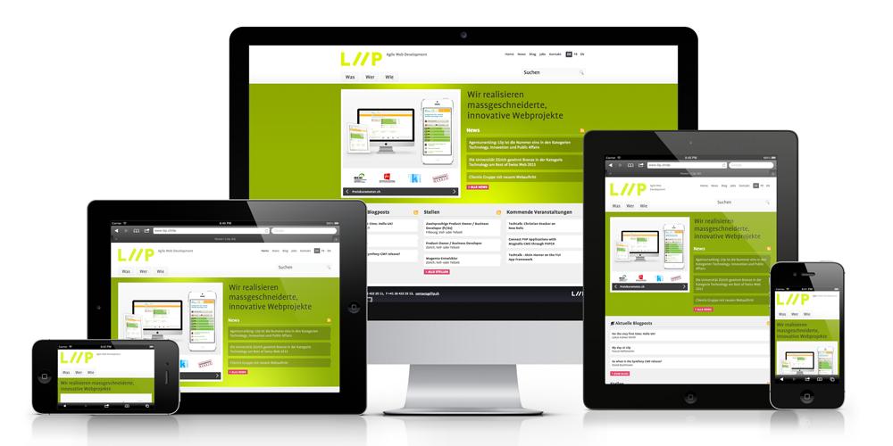 liip rwd Paquete web $2,500 Diseño web Merida